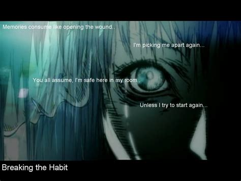 breaking the habit breaking the habit by zer0soul on deviantart