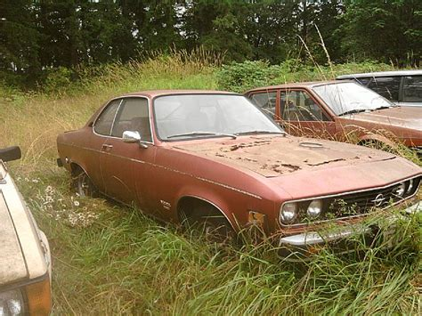 1974 Opel Manta For Sale by 1974 Opel Manta For Sale Oakville Washington
