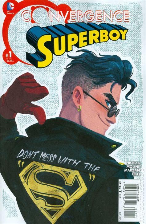 libro superman dc classic vol 2 lafeltrinelli convergence superboy 2015 dc comic books