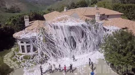 roman atwood house howie mandel s home falls victim to epic toilet paper prank ny daily news