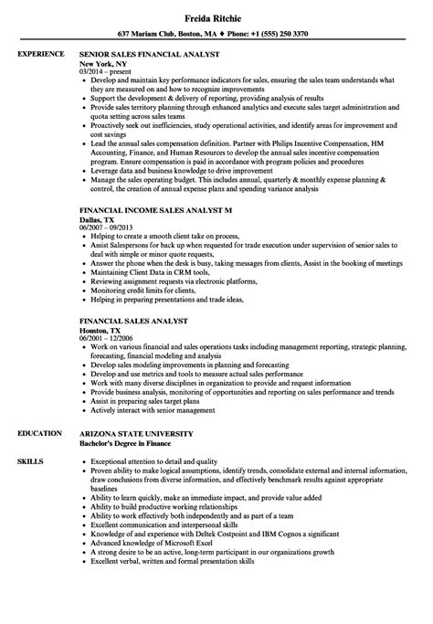 fashioned financial resume frieze resume template