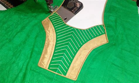 neck design pattern for suits ladies suit back neck design cutting and stitching in