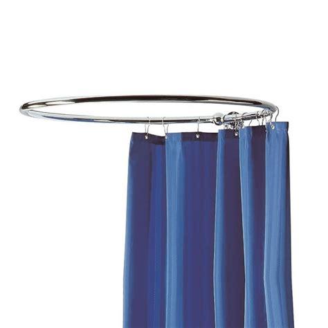 tenda vasca barra reggitenda vasca e doccia circolare con diametro di