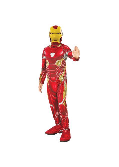 boys endgame iron man mark suit costume economy