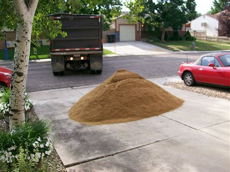 How Much Is A Ton Of Sand This Small Pile Is 3 1 2 Tons Of Sand Explore Journeys