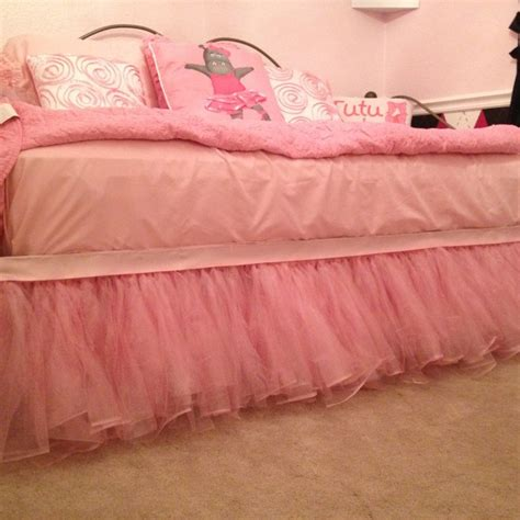 girls bed skirt 25 best ideas about tutu bed skirts on pinterest making