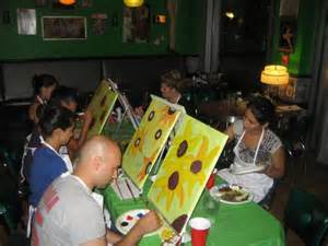 paint nite boston promo code get your and drink on at paint nite chow