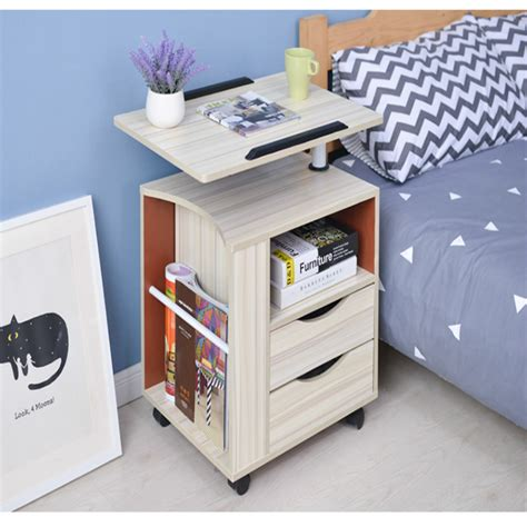 bedroom table cheap bedside table with storage furnitureteams com