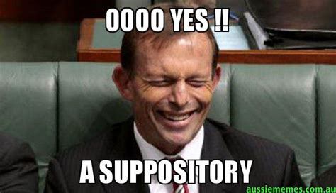 Oooo Meme - oooo yes a suppository laughing abbott aussie memes