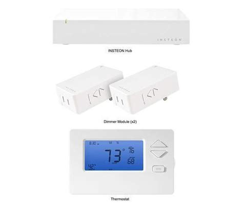 insteon comfort home automation starter kit at menards 174