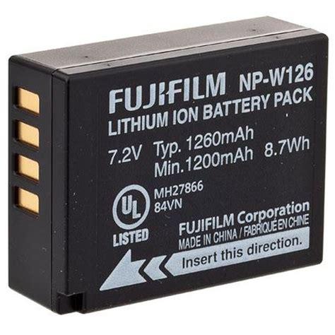 Kamera Fujifilm Finepix Hs30exr Hs33exr jual baterai fuji np w126 for fuji finepix hs30exr hs33exr hs35exr hs50exr x a1 x e1 x e2