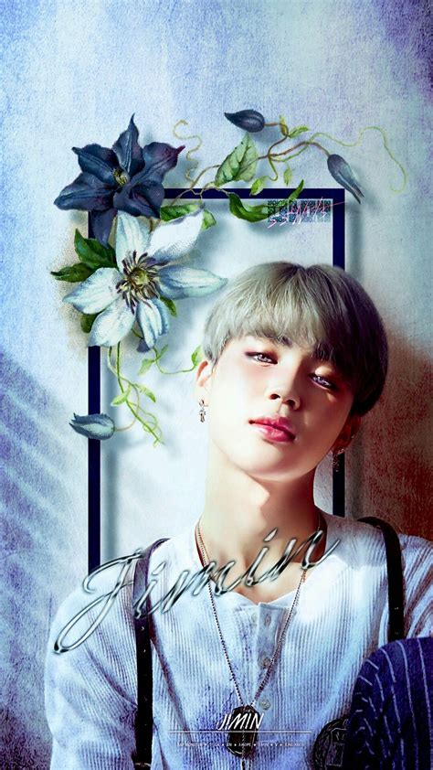 V Drawing Jimin by Jimin Fanart Cr On Photo 161108 Bts Season S