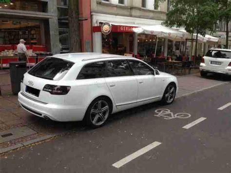 Audi A6 S Line Wei by Audi A6 4f Avant 3 0 Tdi Quattro S Line Plus Tolle