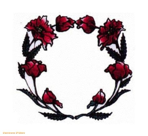 rose tattoo patterns free tribal designs pictures