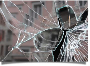 Shattered Trident seismic events safe secure johnson window