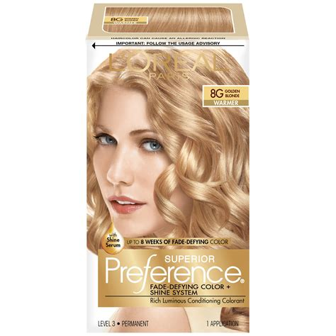 L Oreal Hair Color l or 233 al feria permanent hair color 73