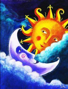 imagenes del sol y la luna sun moon sun and stars on pinterest