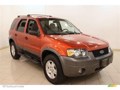 2006 ford escape paint colors
