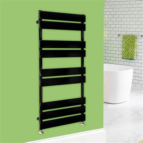 Designer Heated Towel Rails For Bathrooms by Designer Flat Panel Bathroom Heated Towel Rail Radiator