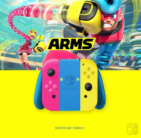Nintendo Switch Con L R Yellow And Arms Murah 54 best images about con collectors nintendo switch on follow me and
