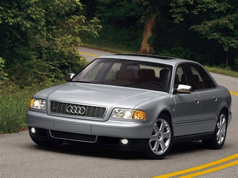 Audi A8 1999 by 1999 Audi A8 D2 Pictures Information And Specs Auto