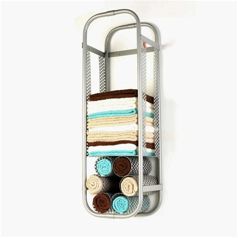 Towel Wall Rack by Towelpod Wall Mounted Towel Rack Direct Salon