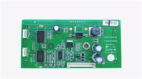 Westinghouse TV Model LD-3240 PC Board Part Number 303c3232061 Westinghouse Tv Parts