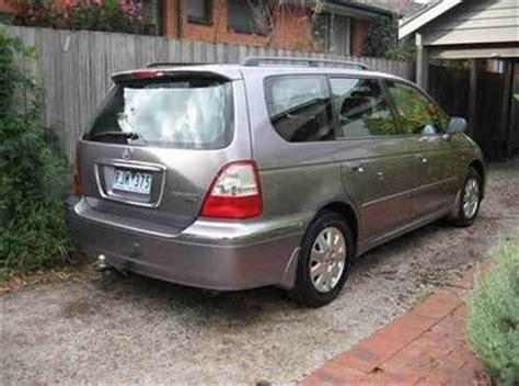 floor mats honda odyssey 2002 2002 used honda odyssey mover car sales melbourne
