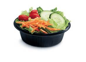 jack in the box side salad
