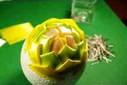 cara membuat kerajinan tangan bunga dari pita cara membuat kerajinan tangan membuat bunga dari pita 9