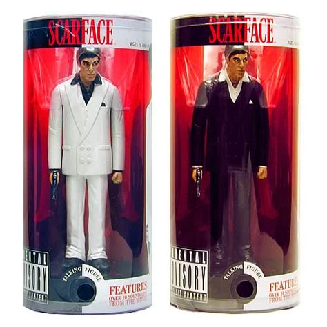 9 inch figures scarface 9 inch talking figure mezco toyz