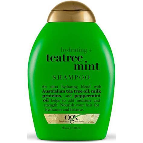 Ogx Hydrating Tea Tree Mint Shoo hydrating teatree mint shoo ulta