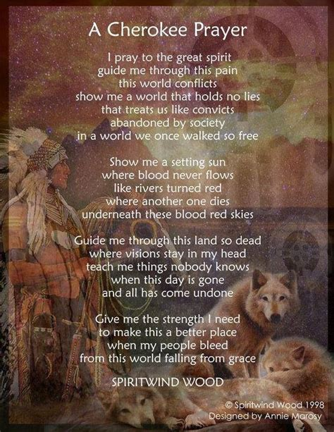 indian prayer american quotes and poems quotesgram