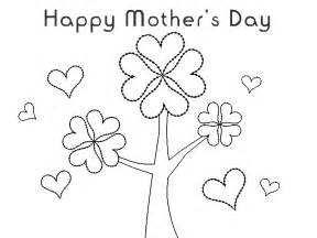 mothers day pictures to colour free printable mothers day coloring pages coloring home