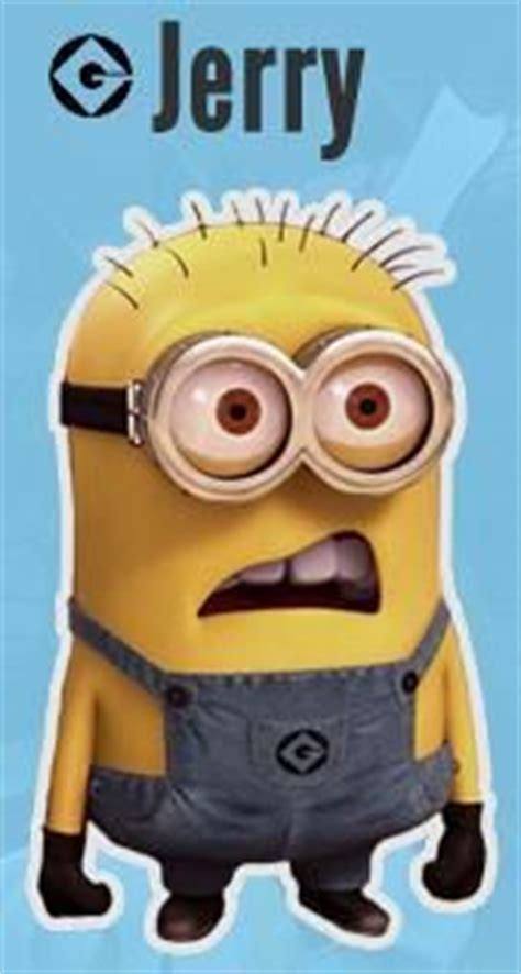 imagenes del minion jerry minions on pinterest minions despicable me and