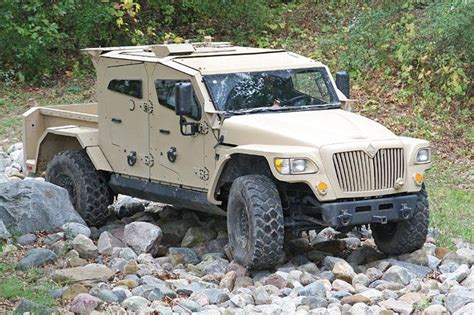 Hummer Husky Army husky navistar defense protected high mobility tactical