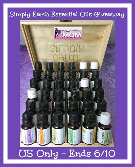 Essential Oil Giveaway - simply earth essential oils giveaway it s free at last