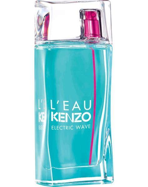 l eau par kenzo electric wave pour femme kenzo perfume a new fragrance for 2016