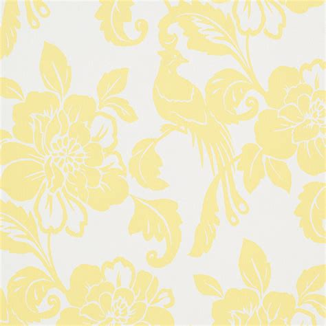 modern floral wallpaper yellow floral wallpaper www imgkid com the image kid