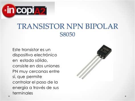transistor bipolar conmutacion transistores y compa 241 237 as