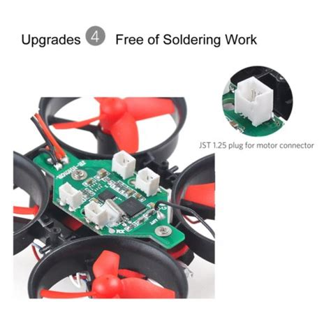 Fpv Y Splitter Connector For Tiny Whoop E010 H36 crazepony micro fpv