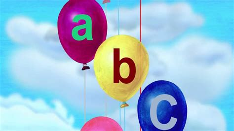 Letter Song Hd The Alphabet Song Lower Abc Songs