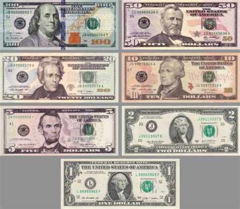 Who Makes The Paper For Us Currency - wondering what your u s paper money bills are worth here