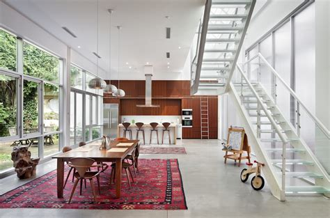 brooklyn loft ideas bwarchitects s artist loft juxtaposes a gritty brooklyn