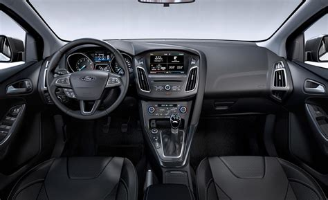 Ford Focus Interior by Car And Driver