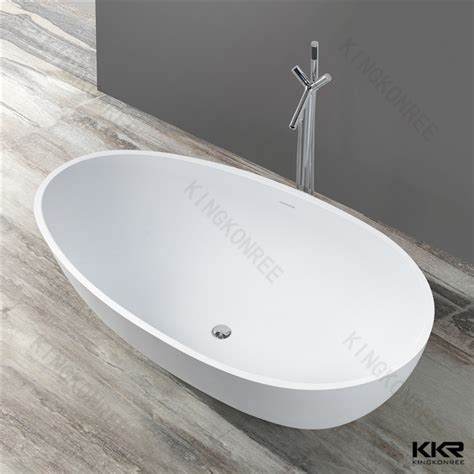 Shallow Bathtub by Factory Polyester Resin Zinc Bath Shallow Tub 3 Person