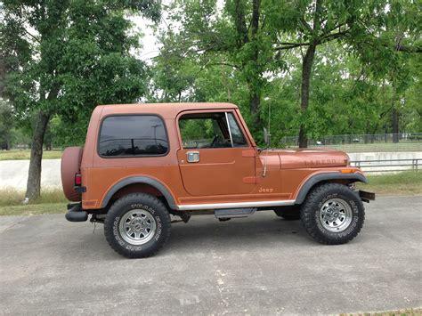 jeep cj renegade custom jeep cj7 for sale image 220