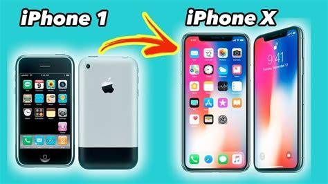 iphone x 10 a 241 os de evoluci 243 n iphone
