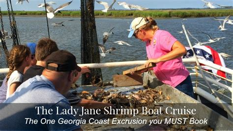 shrimp boat excursions lady jane shrimp boat you absolutely must do this excursion