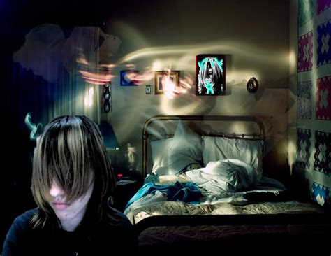 ghost in my bedroom haunted bedroom by howlingmist on deviantart